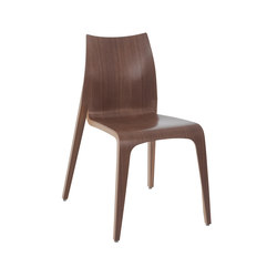 Flow chair | Mehrzweckstühle | Plycollection
