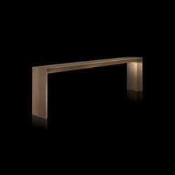 K-Table 1 assi | Mensole / Ripiani | HENGE