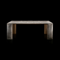 LY-Table Stone - Wood | Tables de repas | HENGE