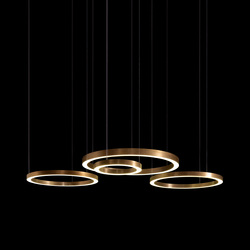 Light Ring Horizontal | Suspended lights | HENGE