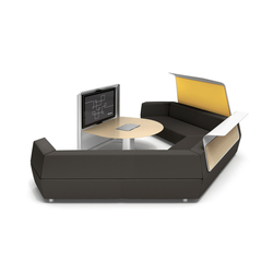media:scape Lounge | Lounge-work seating | Steelcase