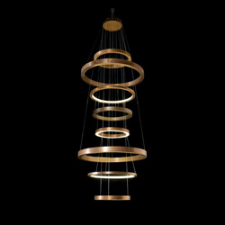 Light Ring XXL | Suspended lights | HENGE