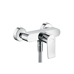 Hansgrohe Metris Single Lever Shower Mixer DN15 for exposed fitting | Shower taps / mixers | Hansgrohe