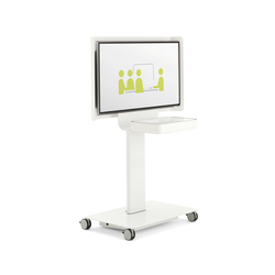 media:scape Mobile | Multimedia trolleys | Steelcase