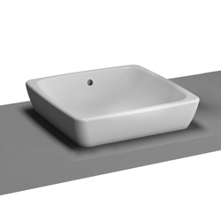 Metropole Counter washbasin | Lavabi / Lavandini | VitrA Bad