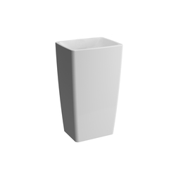 Metropole Monobloc washbasin | Wash basins | VitrA Bad