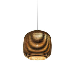 Ausi14 Natural Pendant | Suspensions | Graypants