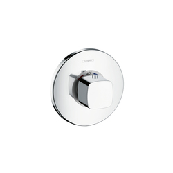 Hansgrohe Metris Ecostat E Thermostat Highflow for concealed installation | Shower taps / mixers | Hansgrohe