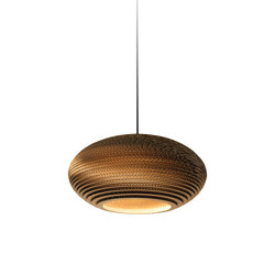Disc16 Natural Pendant | Suspensions | Graypants