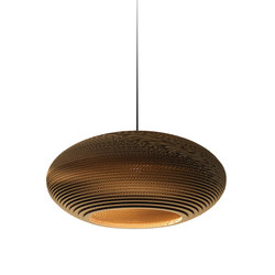 Disc24 Natural Pendant | Illuminazione generale | Graypants