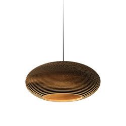 Disc24 Natural Pendant | Illuminazione generale | Graypants