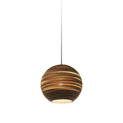 Moon10 Natural Pendant | Suspended lights | Graypants