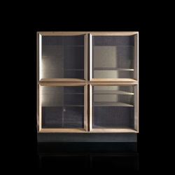 Q-Case | Display cabinets | HENGE