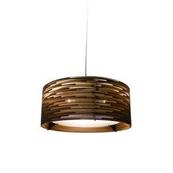 Drum24 Natural Pendant | Suspended lights | Graypants