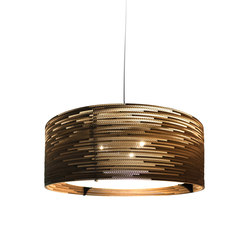 Drum36 Natural Pendant | Illuminazione generale | Graypants