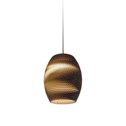 Oliv Natural Pendant | Lámparas de suspensión | Graypants