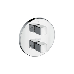 Hansgrohe Metris iControl Shut-off and Diverter Valve for concealed installation mixers DN20 | Shower taps / mixers | Hansgrohe