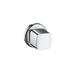 Hansgrohe Metris Shut-off Valve for concealed installation DN15|DN20 | Shower taps / mixers | Hansgrohe