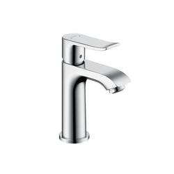 Hansgrohe Metris Single Lever Basin Mixer 100 DN15 for hand basins | Wash-basin taps | Hansgrohe