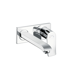Hansgrohe Metris Single Lever Basin Mixer DN15 for concealed installation with spout 225 mm | Wash-basin taps | Hansgrohe