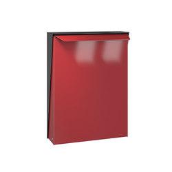 Briefkasten | S-Box | Stahl | Briefkästen | Serafini