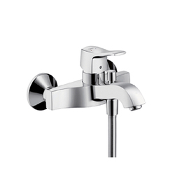 Hansgrohe Metris Classic Single Lever Bath Mixer DN15 for exposed fitting | Bath taps | Hansgrohe