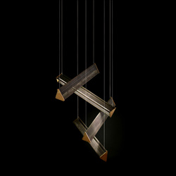 Y-Light | Pendant strip lights | HENGE