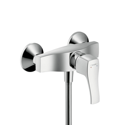 Hansgrohe Metris Classic Single Lever Shower Mixer DN15 for exposed fitting | Bidet taps | Hansgrohe