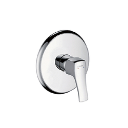 hansgrohe Metris Classic Single lever shower mixer for concealed installation | Shower controls | Hansgrohe