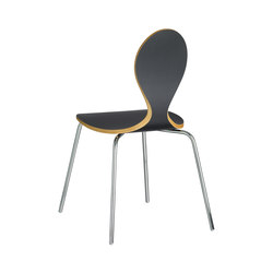 Pyt chair laminate | Chairs | Plycollection