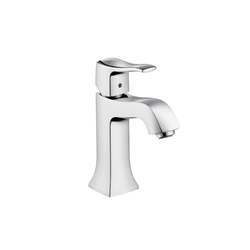 Hansgrohe Metris Classic Single Lever Basin Mixer DN15 | Wash-basin taps | Hansgrohe