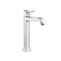 Hansgrohe Metris Classic Single Lever Basin Mixer DN15 for wash bowls | Wash-basin taps | Hansgrohe