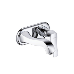 Hansgrohe Metris Classic Single Lever Basin Mixer DN15 for concealed installation with spout 225mm | Wash-basin taps | Hansgrohe