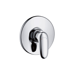 Hansgrohe Metris E Single Lever Shower Mixer for concealed installation | Rubinetteria doccia | Hansgrohe