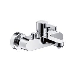 Hansgrohe Metris S Mezclador monomando de bañera visto | Grifería para bañeras | Hansgrohe