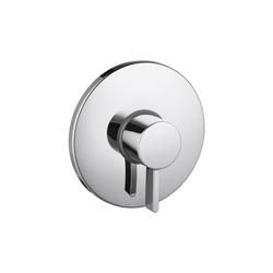 Hansgrohe Metris S Finish Set Modern Pressure Balance Shower Mixer | Grifería para bañeras | Hansgrohe