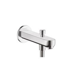 Hansgrohe Metris S Bath Filler 152mm with Diverter | Grifería para bañeras | Hansgrohe