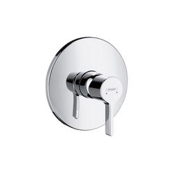 Hansgrohe Metris S Mezclador monomando de ducha empotrado | Grifería para duchas | Hansgrohe