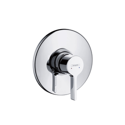 Hansgrohe Metris S Single Lever Shower Mixer for concealed installation | Shower taps / mixers | Hansgrohe