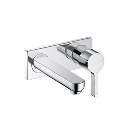 Hansgrohe Metris S Miscelatore monocomando a parete per lavabo DN15 165 mm | Rubinetteria per lavabi | Hansgrohe