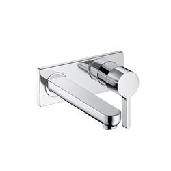 Hansgrohe Metris S Mezclador monomando de lavabo empotrado | Grifería para lavabos | Hansgrohe
