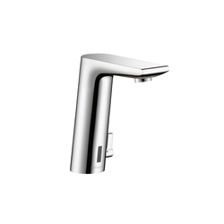 Hansgrohe Metris S Electronic Basin Mixer DN15 with temperature control with 230V mains connection | Wash-basin taps | Hansgrohe
