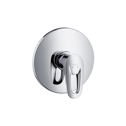 Hansgrohe Metropol E Single Lever Shower Mixer for concealed installation | Shower taps / mixers | Hansgrohe