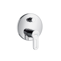 Hansgrohe Metropol E Single Lever Bath Mixer for concealed installation | Bath taps | Hansgrohe