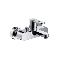 Hansgrohe Metropol S Single Lever Bath Mixer DN15 for exposed fitting | Bath taps | Hansgrohe