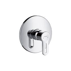 Hansgrohe Metropol S Set esterno miscelatore doccia incasso | Rubinetteria doccia | Hansgrohe