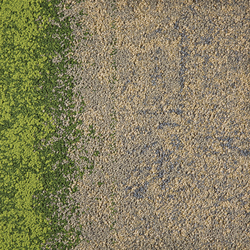 Urban Retreat 101 Flax/Grass 327114 | Carpet tiles | Interface