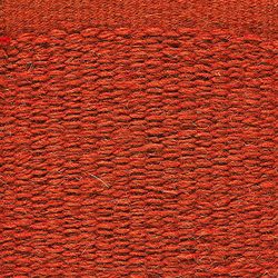 Häggå Dark Orange 1007 | Rugs / Designer rugs | Kasthall