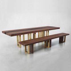 IL PEZZO 6 BENCH & TABLE | Tables et bancs | Il Pezzo Mancante