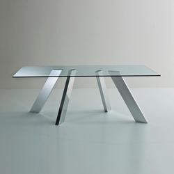 Fix A rectangular table | Mesas comedor | Former